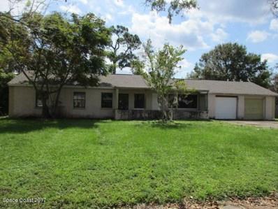 1013 Woodlawn Road, Rockledge, FL 32955 - MLS#: 795142
