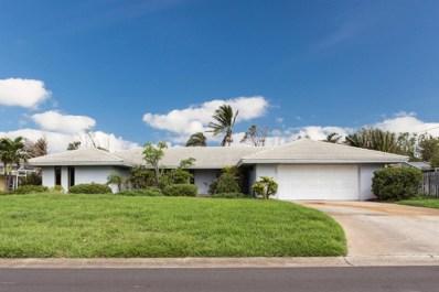 610 Hibiscus Trl, Melbourne Beach, FL 32951 - MLS#: 795515