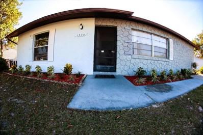 1570 E Powder Horn Road, Titusville, FL 32796 - MLS#: 796117