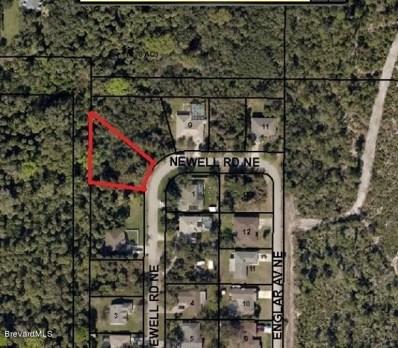 360 NE Newell Road, Palm Bay, FL 32907 - MLS#: 796383