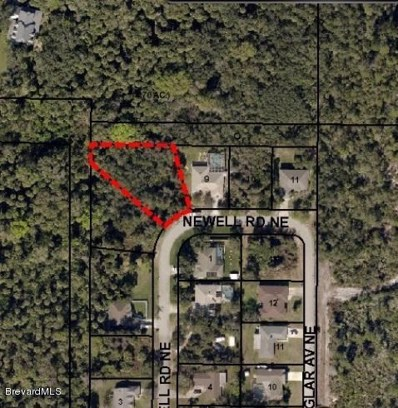 370 NE Newell Road, Palm Bay, FL 32907 - MLS#: 796385