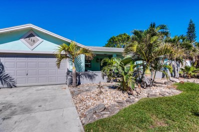 218 Bella Coola Drive, Indian Harbour Beach, FL 32937 - MLS#: 797162