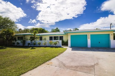 1702 Bayshore Drive, Cocoa Beach, FL 32931 - MLS#: 797653