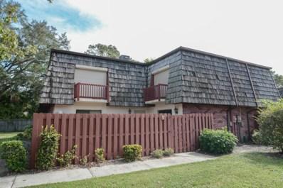 49 Piney Branch Way UNIT D, West Melbourne, FL 32904 - MLS#: 797717