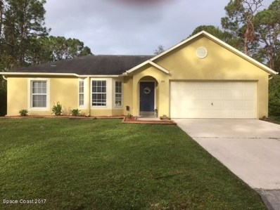 416 Alachua Avenue, Palm Bay, FL 32907 - MLS#: 797939