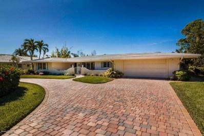 1302 S Ramona Avenue, Indialantic, FL 32903 - MLS#: 798404