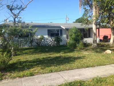 814 Cedar Drive, Melbourne, FL 32901 - MLS#: 798682