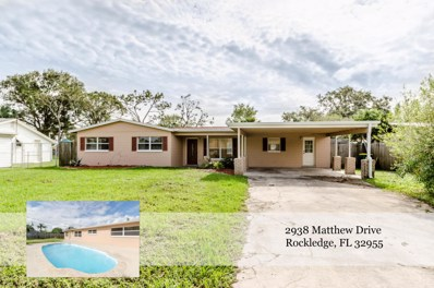 2938 Matthew Drive, Rockledge, FL 32955 - MLS#: 798719