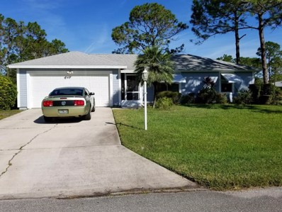 601 Cuxhaven Street, Palm Bay, FL 32907 - MLS#: 799055