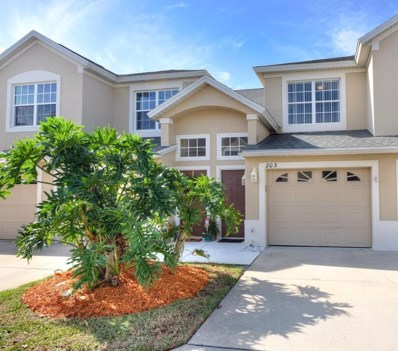 500 Trotter Lane UNIT 203, Melbourne, FL 32940 - MLS#: 799438