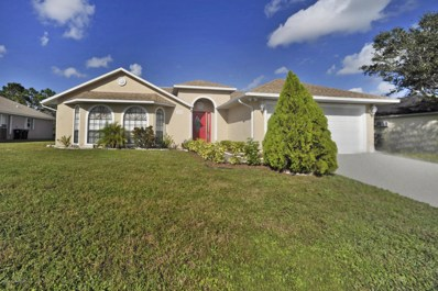 1803 Zaminder Street, Palm Bay, FL 32907 - MLS#: 799452