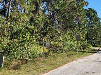 349 J T Sancho Street, Palm Bay, FL 32908 - MLS#: 800149