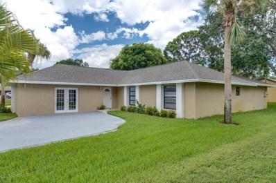 1796 Dwyer Place, Palm Bay, FL 32907 - MLS#: 800231