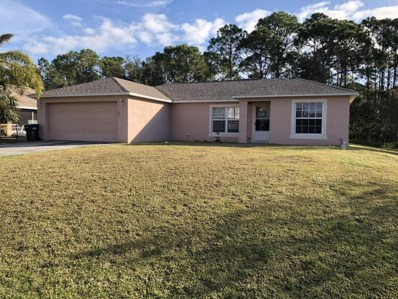 189 Hillsborough Avenue, Palm Bay, FL 32907 - MLS#: 800401