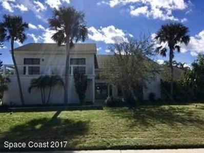 313 Amberjack Place, Melbourne Beach, FL 32951 - MLS#: 800428