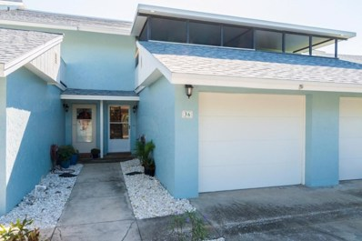36 Cove Road UNIT 36-H, Melbourne Beach, FL 32951 - MLS#: 800548