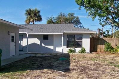 3077 Sea Gate Circle, Merritt Island, FL 32953 - MLS#: 800796