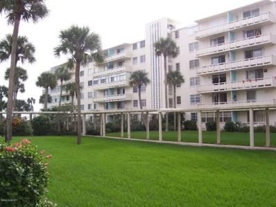 2020 N Atlantic Avenue UNIT 102, Cocoa Beach, FL 32931 - MLS#: 801183