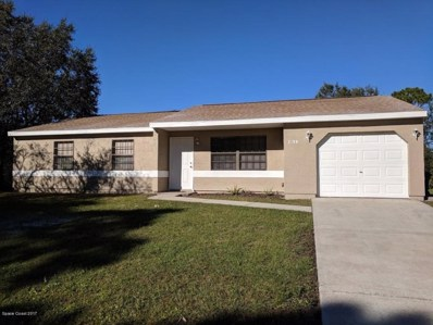 2194 Sans Souci Avenue, Palm Bay, FL 32909 - MLS#: 801453