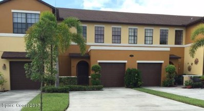 1415 Lara Circle UNIT 102, Rockledge, FL 32955 - MLS#: 801567