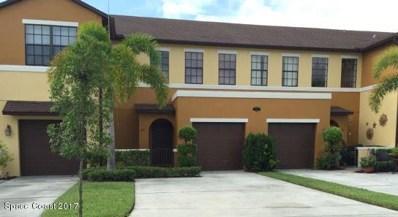 1415 Lara Circle UNIT 105, Rockledge, FL 32955 - MLS#: 801573