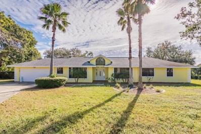 715 River Oaks Lane, Merritt Island, FL 32953 - MLS#: 801924