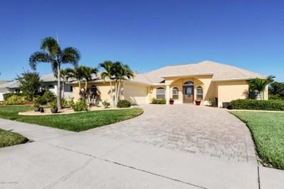762 Thrasher Drive, Rockledge, FL 32955 - MLS#: 801985