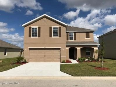 258 SW Sutherland Drive, Palm Bay, FL 32908 - MLS#: 802068