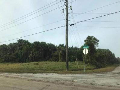 SW Madden Ave\/Merry St. Avenue UNIT 49, Palm Bay, FL 32908 - MLS#: 802082