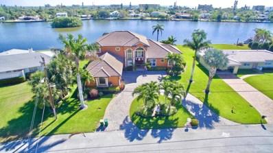 1741 Bay Shore Drive, Cocoa Beach, FL 32931 - MLS#: 802127