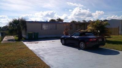 445 Baker Road, Merritt Island, FL 32953 - MLS#: 802206