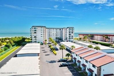 650 N Atlantic Avenue UNIT 203, Cocoa Beach, FL 32931 - MLS#: 802417