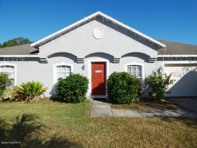 1641 Sandusky Street, Palm Bay, FL 32909 - MLS#: 802566