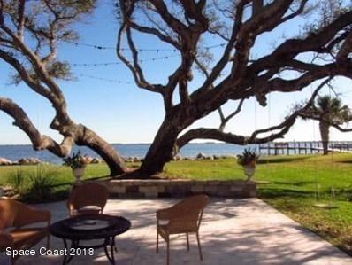 1810 S Banana River Drive, Merritt Island, FL 32952 - MLS#: 802631