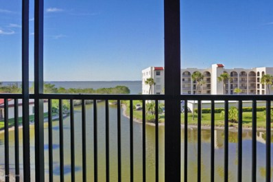 5803 N Banana River Boulevard UNIT 1043, Cape Canaveral, FL 32920 - MLS#: 802659