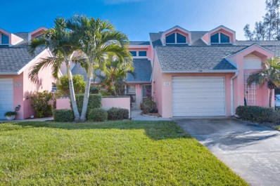 135 Casseekee Trl UNIT 5135, Melbourne Beach, FL 32951 - MLS#: 802729