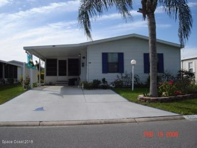 618 Papaya Circle, Barefoot Bay, FL 32976 - MLS#: 802875
