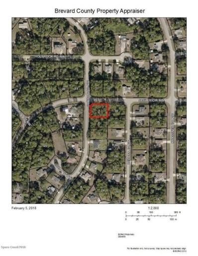Gordon Road, Palm Bay, FL 32907 - MLS#: 802988