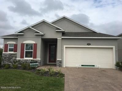 1015 Bear Lake Drive, Rockledge, FL 32955 - MLS#: 803130