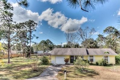 834 Crawford Avenue, Palm Bay, FL 32909 - MLS#: 803141