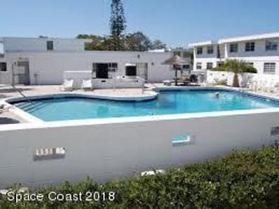 8401 N Atlantic Avenue UNIT 11, Cape Canaveral, FL 32920 - MLS#: 803267