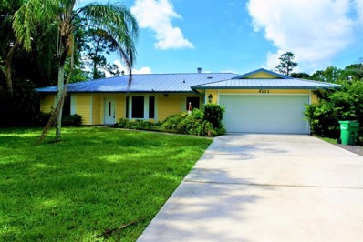 4133 Fishermans Place, Cocoa, FL 32926 - MLS#: 803447