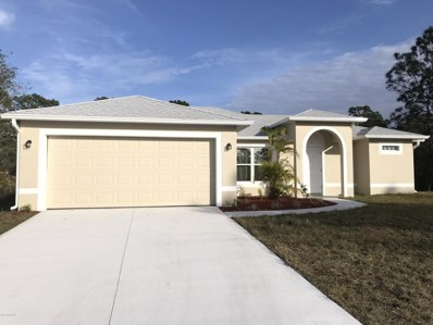 1311 Paragon Road, Palm Bay, FL 32909 - MLS#: 803621