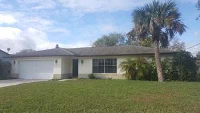 1168 Wentworth Circle, Rockledge, FL 32955 - MLS#: 803685