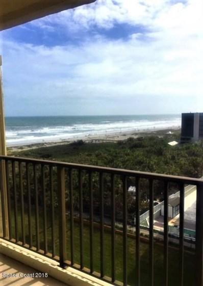 1830 N Atlantic Avenue UNIT 805, Cocoa Beach, FL 32931 - MLS#: 803716