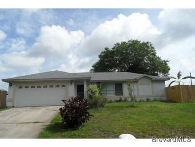 1255 NW Serenade Street, Palm Bay, FL 32907 - MLS#: 803822