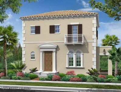 2614 Florencia Place, Melbourne, FL 32940 - MLS#: 803842