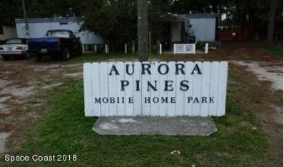 4090 Aurora Road UNIT 23, Melbourne, FL 32934 - MLS#: 803974