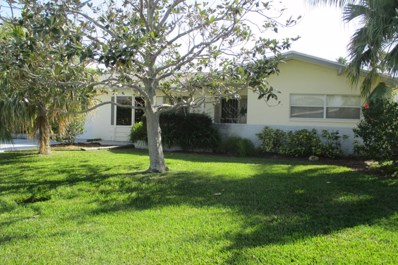 357 W Osceola Lane, Cocoa Beach, FL 32931 - MLS#: 804066