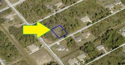 807 Toluca Street, Palm Bay, FL 32909 - MLS#: 804071